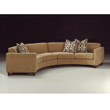 Design Classic II Right Chaise Sectional Sofa