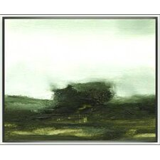 Modern Living Verdant Framed Wall Art
