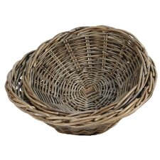 French Table Basket (Set of 2)