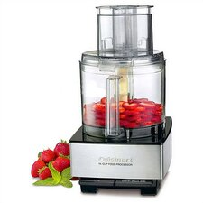 Custom 14-Cup Food Processor in Black Chrome