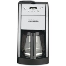 12-Cup Grind and Brew Automatic Coffee Maker