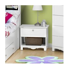 Dixie 1 Drawer Nightstand