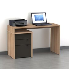Infini-T 3 Drawer Computer Desk