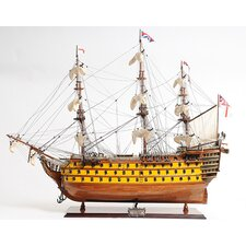 HMS Victory Painted Ship
