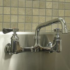 Wall Mounted Utility Sink Faucet