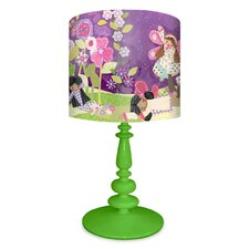 Slumbering Fairies Table Lamp