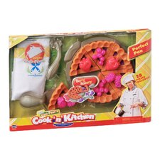 Cook N' Kitchen 28 Piece Perfect Pan Berry Pie Set