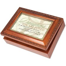 Traditional Daughter Music Box