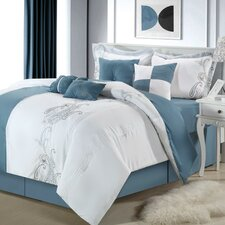 Ann Harbor 8 Piece Comforter Set