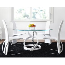 Trilogy 5 Piece Dining Set