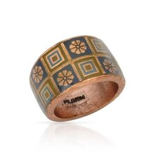 Pilgrim Skanderborg Copper Ring
