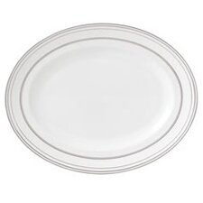 "Radiante Formal 13.75"" Oval Platter"