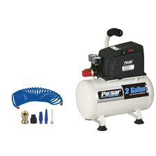 2 Gallon Air Compressor with Accessories