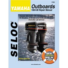 Yamaha Outboard, 1984 - 1996 Repair and Tune-Up Manual