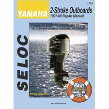 Yamaha Outboard, 1997 - 2013 Repair and Tune-Up Manual