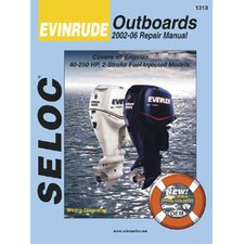 Evinrude Outboard, 2002 - 2012 Repair and Tune-Up Manual