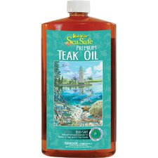 Sea Safe Low Voc Teak Oil