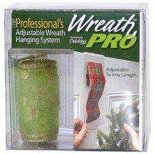Wreath Pro Window and Door Wreath Hanger