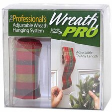 Wreath Pro Professional Wreath Hanger