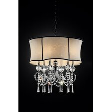 Nuvola 6 Light Crystal Pendant