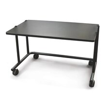 "48"" Anthrocart Mobile Computer Desk Package"