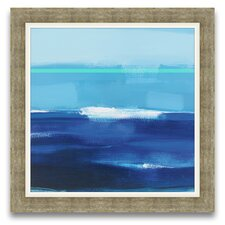 Cerulean Seas Wall Art