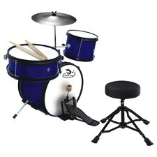 Junior Professional 5 Piece Drum Set