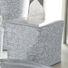 Bedminister Scroll Tissue Holder in Surf Spray
