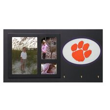 18NCAA Key Holder with Picture Frames