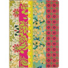 Bohemian Vintage Floral Deconstructed Journal
