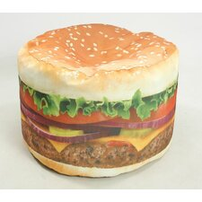 Hamburger Adult Bean Bag Chair