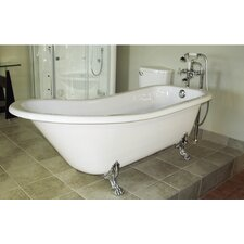 "Picadilly 69"" x 24"" Bathtub"