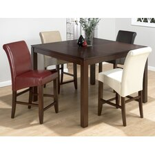 Carlsbad 5 Piece Counter Height Dining Set