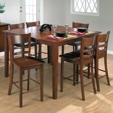 Camden 7 Piece Counter Height Dining Table