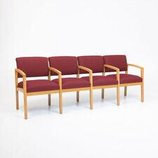 Lenox Four Seats with Wood Leg