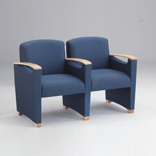 Somerset Two Seats with Center Arm