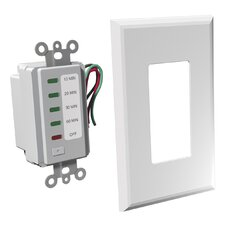 In Wall Timer Switch