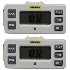 Digital Indoor Timer (Set of 2)