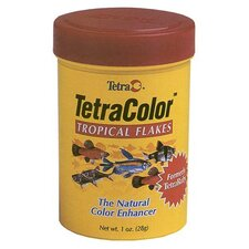 1 Oz. TetraColor Tropical Flakes