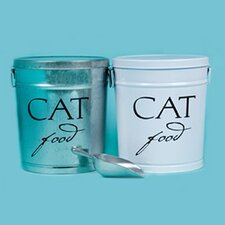 Cat Food Storage Can