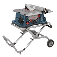 "4.4 HP 10"" Worksite Table Saw"