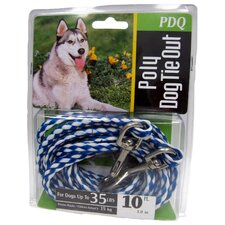 Medium Dog PDQ Rope Tie Out