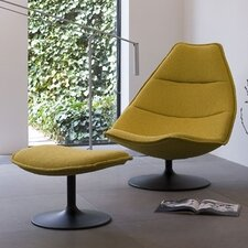 585 Chair and Ottoman by Geoffrey Harcourt