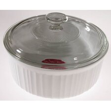 CorningWare Bake and Serve Round Dish with Cover