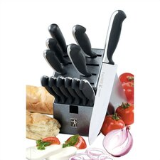 International Fine Edge Synergy 13 Piece Cutlery Block Set
