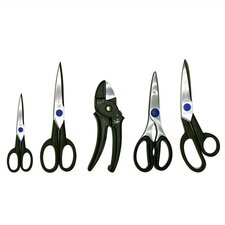 International 5 Piece Scissors Set