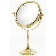 Gold Sculpted Vanity 7x
