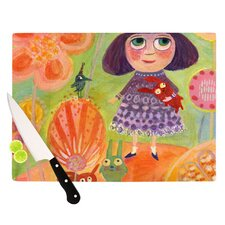 Flowerland Cutting Board