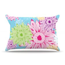 Summer Time Fleece Pillow Case