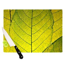 Every Leaf a Flower Cutting Board